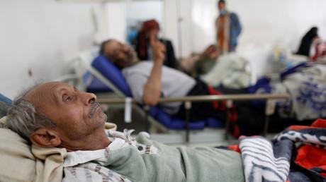 ارتفاع أعداد المصابين بالكوليرا في اليمن