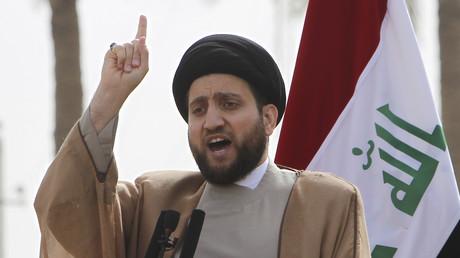 رئيس التحالف الوطني العراقي عمار الحكيم
