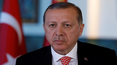 الرئيس التركي رجب طيب أردوغان (صورة أرشيفية)