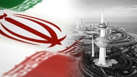 تأزم العلاقات بين الكويت وإيران