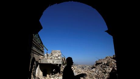 مدينة الموصل تتنفس الحرية بعد تحريرها