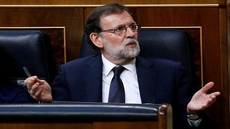 رئيس الوزراء الاسباني ماريانو راخوي (صورة أرشيفية)