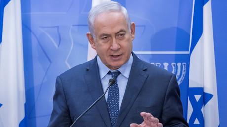 رئيس الوزراء الإسرائيلي، بنيامين نتانياهو