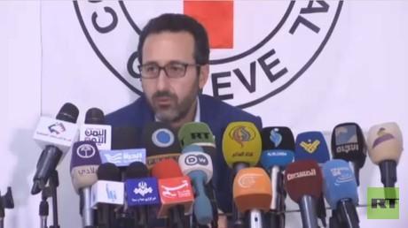 الصليب الأحمر يحذر من تدهور الوضع باليمن