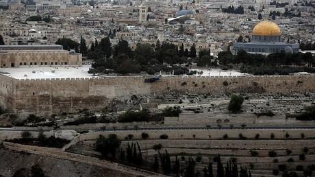 الحرم الشريف في القدس