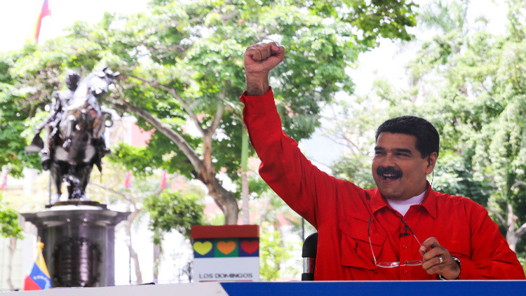 مادورو: فخور بالعقوبات ولا أخشى الإمبريالية