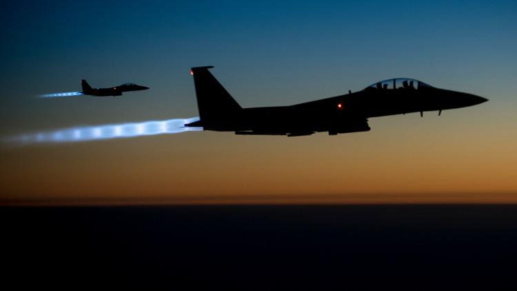 مقتل 60 مدنيا بغارات للتحالف الدولي في دير الزور