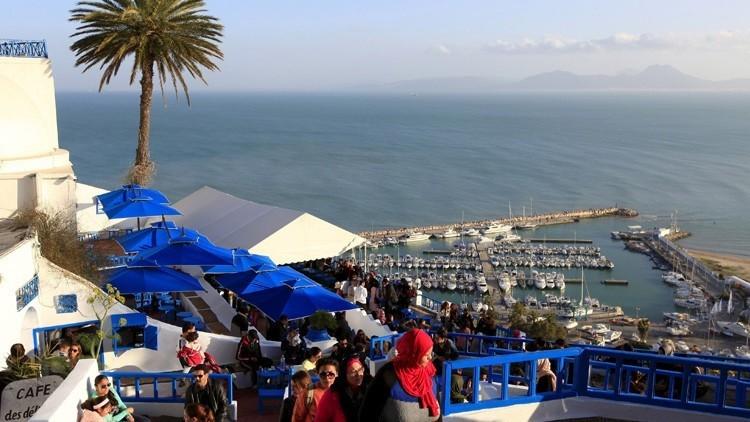 تزايد أعداد السياح الوافدين إلى تونس