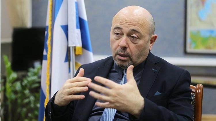 السفير الإسرائيلي في موسكو: نشكر الله على فشل المفاوضات مع حافظ الأسد