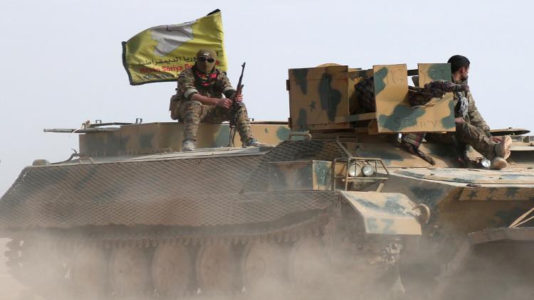 قوات سوريا الديمقراطية تسيطر على مناطق هامة جنوبي الرقة