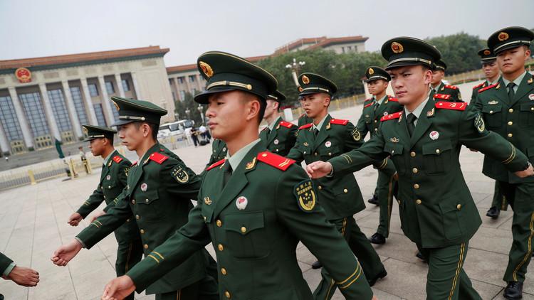 الصين تدشن أول قاعدة عسكرية في جيبوتي