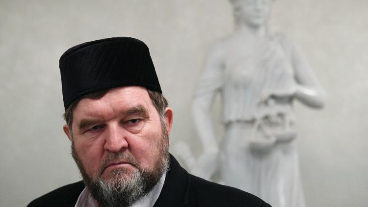 المحكمة العليا في روسيا تؤكد الحكم بسجن إمام بتهمة تبرير الإرهاب