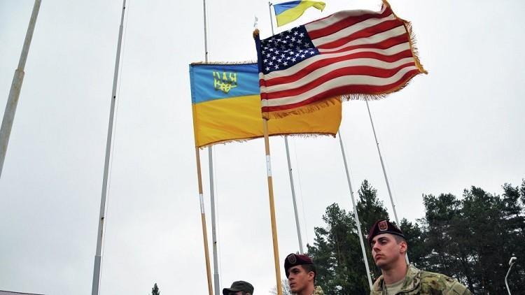 أوكرانيا حصان طروادة أجهزة الاستخبارات الأمريكية في أوروبا