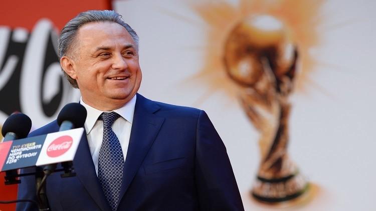 موتكو:  روسيا تدرس بعناية مناطق تجمع الجماهير خلال كأس العالم 2018