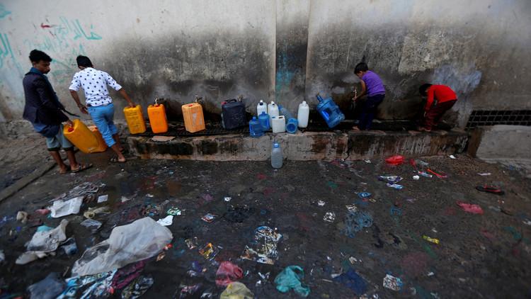 الأمم المتحدة تؤكد تفشي مرض التهاب السحايا في اليمن