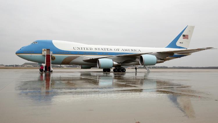طائرة ترامب الرئاسية.. من شركة روسية مفلسة!