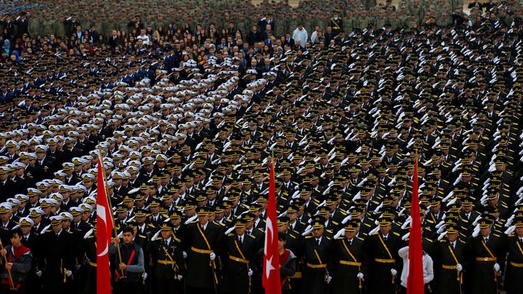 تغييرات كبيرة في قيادة الجيش التركي على خلفية الحرب في سوريا