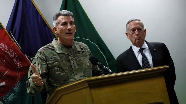 ترامب يطالب بإقالة قائد القوات الأمريكية في أفغانستان