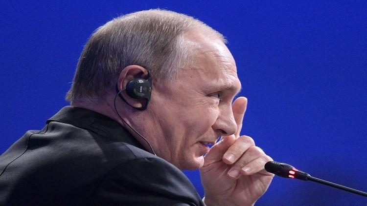 بوتين: لا تصادروا الخوادم والأقراص الصلبة خلال التحقيق