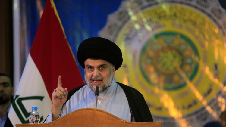 الصدر يدعو إلى تظاهرة مليونية يوم غد في مدن العراق