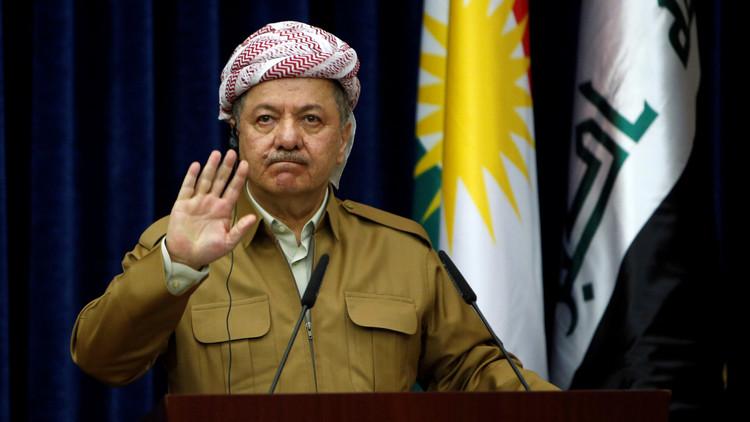 البارزاني: سنجري استفتاء كردستان لمنع الصراعات