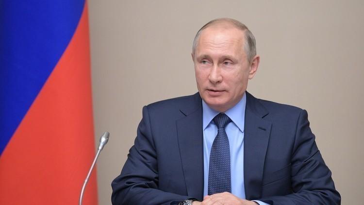 بوتين يعد بالتفكير في الترشح لانتخابات 2018