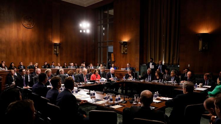 مجلس الشيوخ يقدم آخر