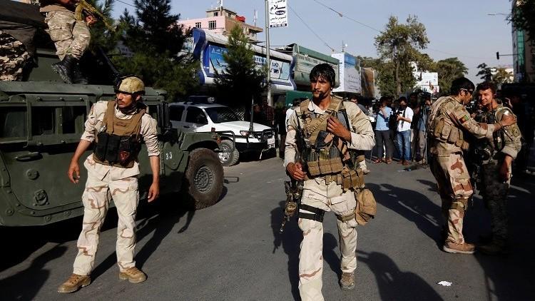 مقتل 3 من الاستخبارات الأفغانية بتفجير انتحاري