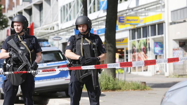 ألمانيا.. القبض على اثنين يشتبه بصلتهما بانفجار مقهى