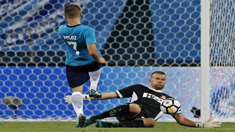 الدوري الأوروبي.. زينيت وكراسنودار يقتربان من دور المجموعات
