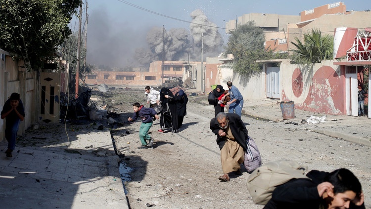 التحالف الدولي يعترف بقتل مدنيين جراء غاراته على العراق وسوريا