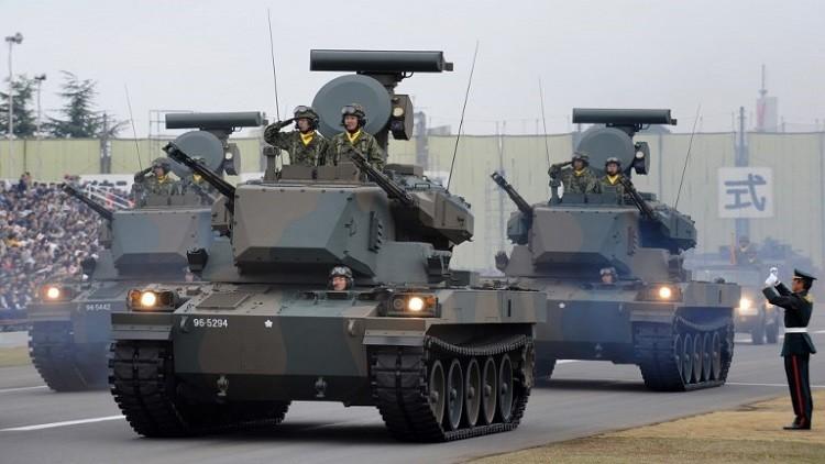 هل تتهيأ اليابان لحرب هجومية؟