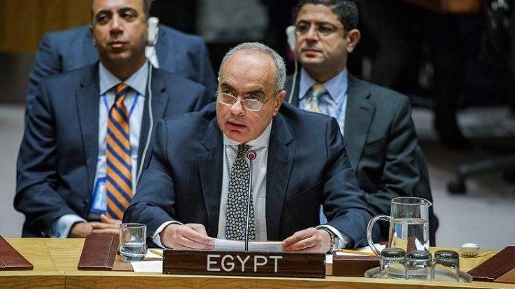 مصر ترد على شكوى قطر أمام مجلس الأمن