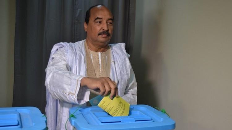 الرئيس الموريتاني: الاتحاد الأوربي ليس مقياسا لنا