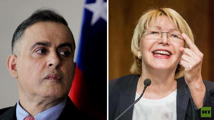 المجلس التأسيسي الجديد يعين طارق صعب نائبا عاما في فنزويلا