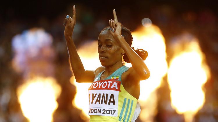 مونديال القوى.. الإثيوبية إيانا تحرز سباق 10 آلاف م