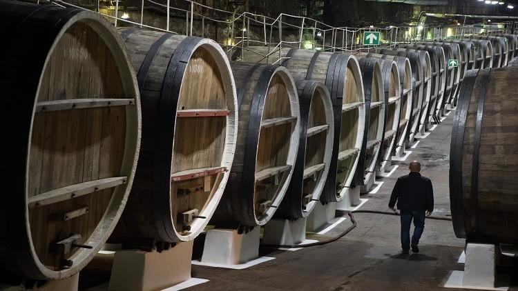 الصين ستحتل المركز الثاني عالميا في سوق النبيذ