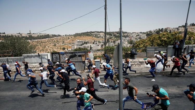اعتقالات في محيط المسجد الأقصى