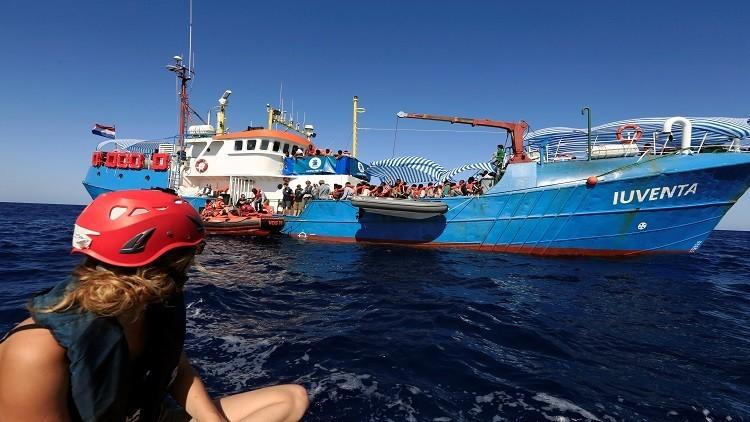 إيطاليا.. فضيحة تعاون سفينة إغاثة ألمانية مع مهربين في ليبيا
