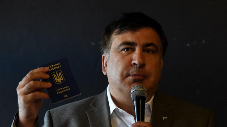 سآكاشفيلي ينوي العودة لأوكرانيا رغم سحب الجنسية منه