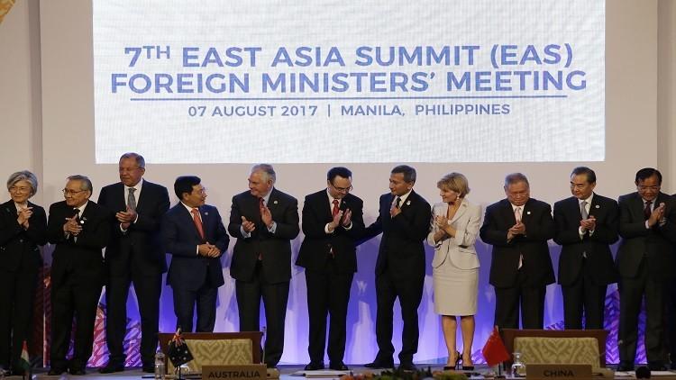 لافروف يشيد بجهود الفلبين في مكافحة الإرهاب