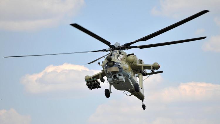 روسيا تتجه لاختبار مروحية جديدة في سوريا