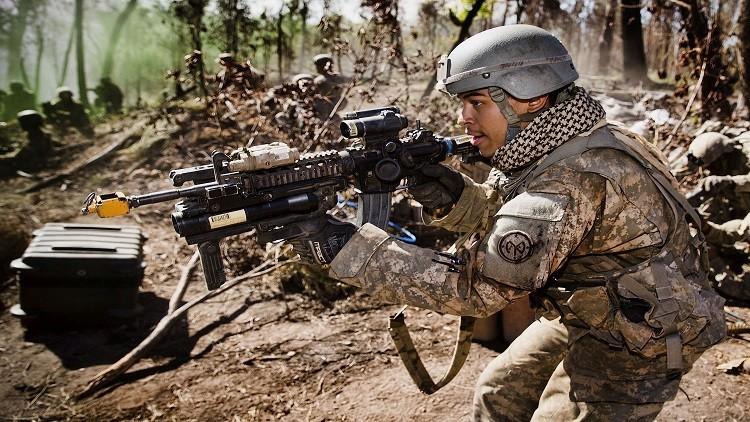 أمريكا تدرب وحدات تخريب للقتال في ترانسنيستريا