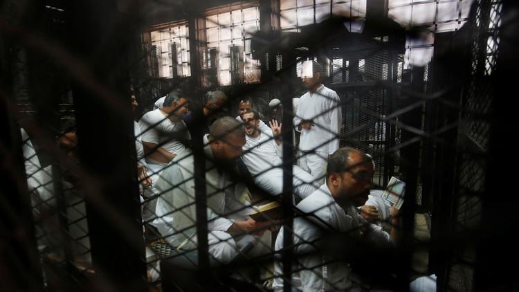 مصر.. الإعدام لـ 12 متهما والمؤبد لـ 157 آخرين في أحداث عنف