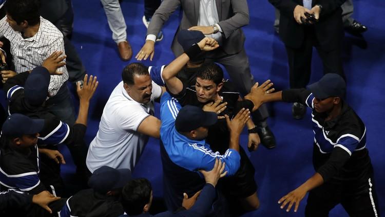 الشرطة المصرية تفرج عن 38 من مشجعي الفيصلي الأردني