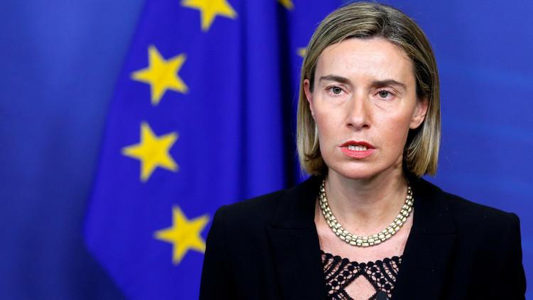 الاتحاد الأوروبي يدعو الحكومة الفنزويلية لاحترام الدستور