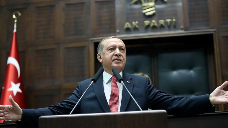 أردوغان يتهم ألمانيا بمساعدة الإرهابيين