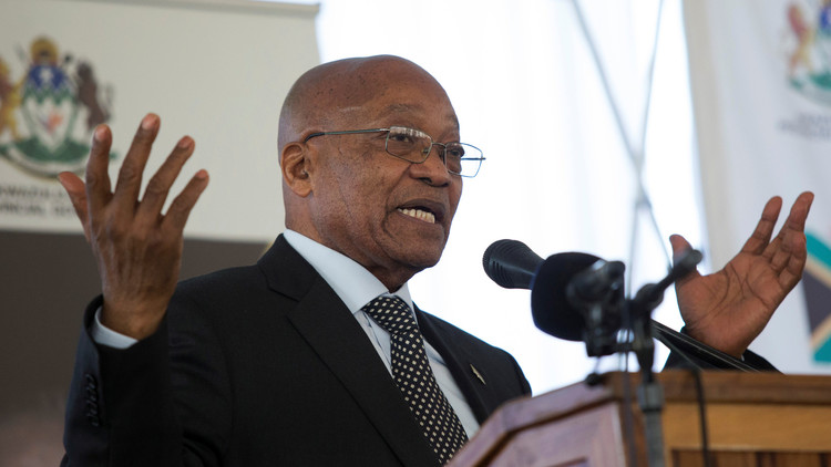 اقتراع سري لحجب الثقة عن رئيس جنوب إفريقيا