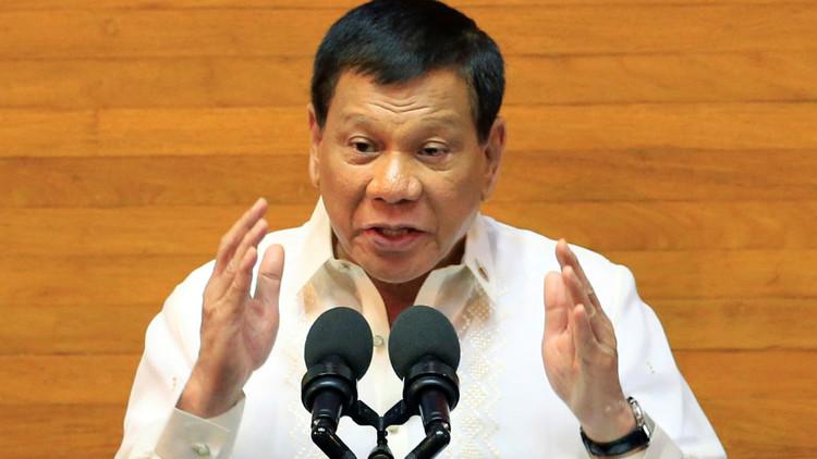 الرئيس الفلبيني: لتذهب حقوق الإنسان إلى الجحيم