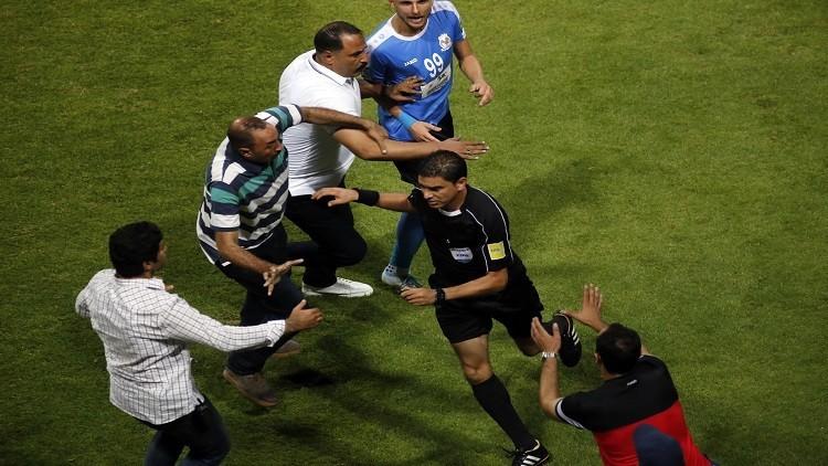 حظر مشاركة الفيصلي الأردني في البطولة العربية (فيديو)